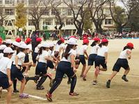 高木第二小学校:マラソン大会