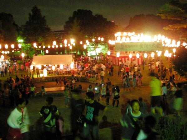 盆踊り/クリーンセンター