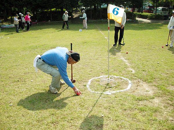 '09防火グラウンド・ゴルフ大会