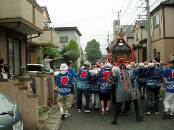 夏祭り/松戸市高柳町会