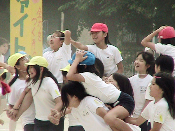 六実三小・09運動会