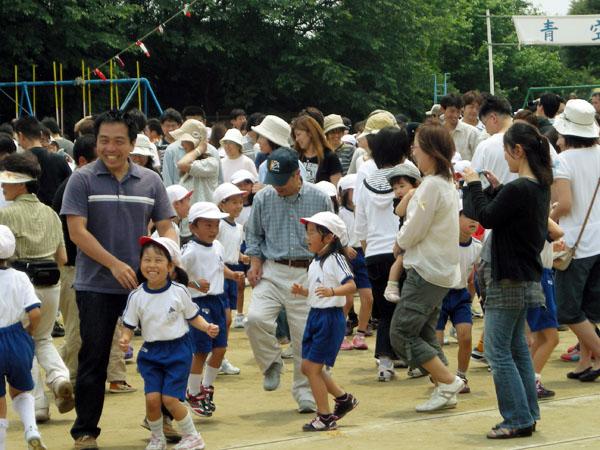 高柳西小学校/'09運動会