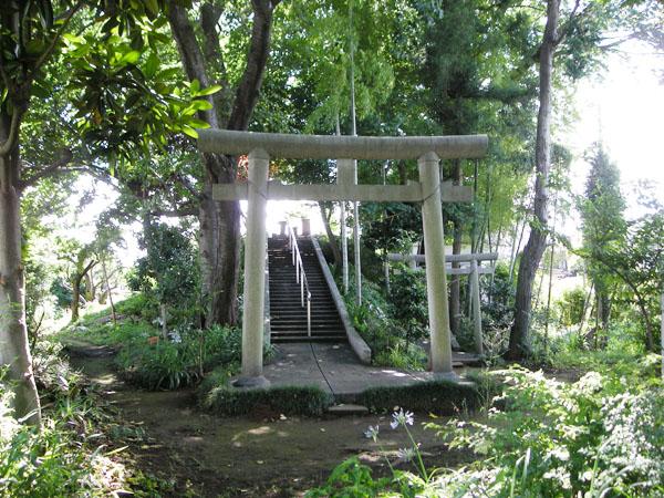 高柳富士塚