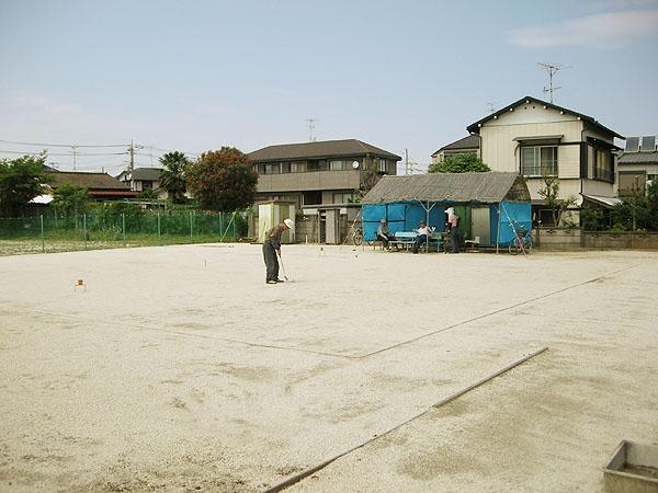 ゲートボール場 (1)