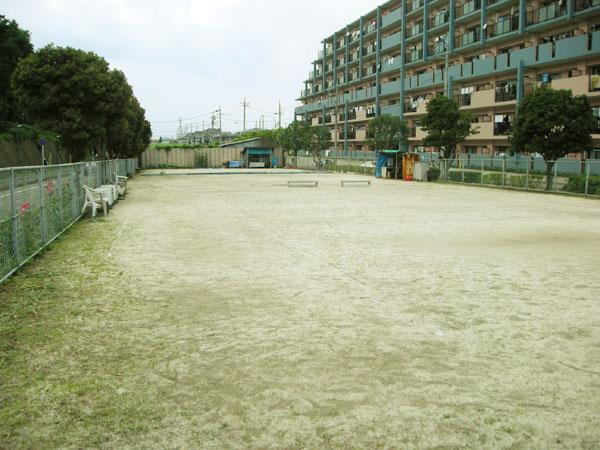 ゲートボール場 (2)