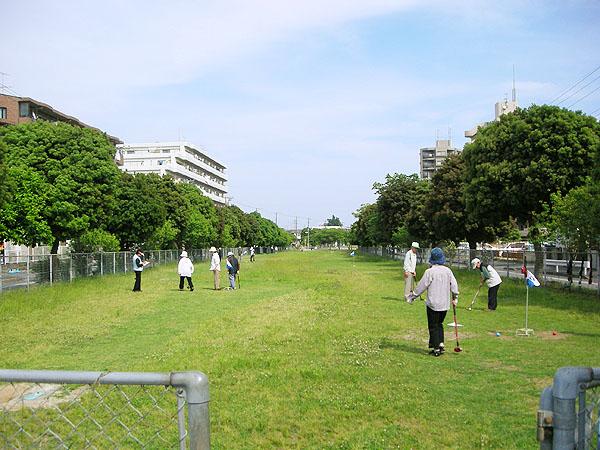 ゲートボール場 (3)