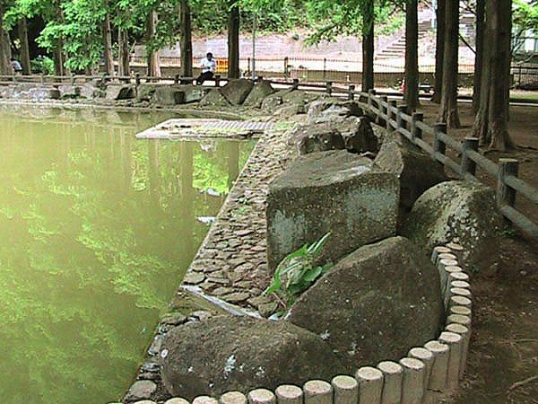 貝柄山公園(水辺・噴水編)