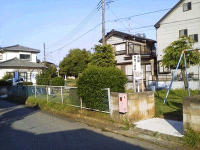 高柳丸山下1号公園
