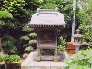 シマノ稲荷(名称不明)