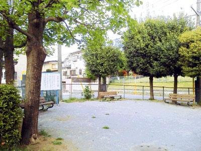 高柳下瀬上公園