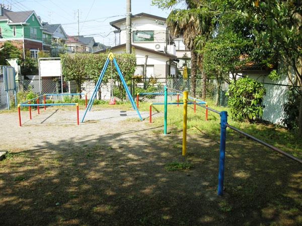 高柳新田通小屋公園