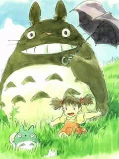 アニメ「となりのトトロ」