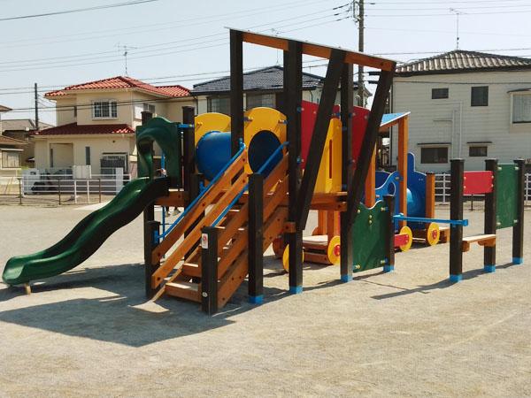 西佐津間二丁目児童遊園