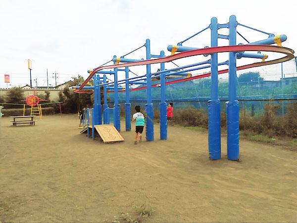 ターザン公園